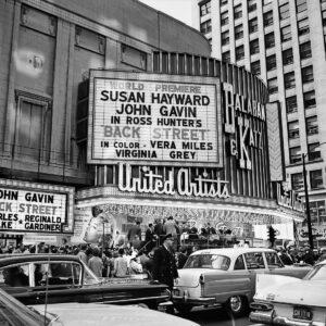 Chicago 1961, teatro Balaban, vivian maier